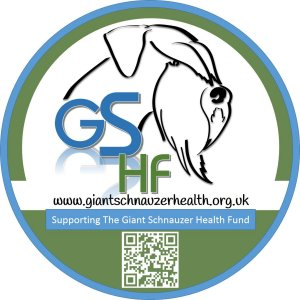 Join and support the Giant Schnauzer Health Fund