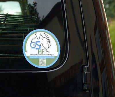 GSHF Bumper Sticker
