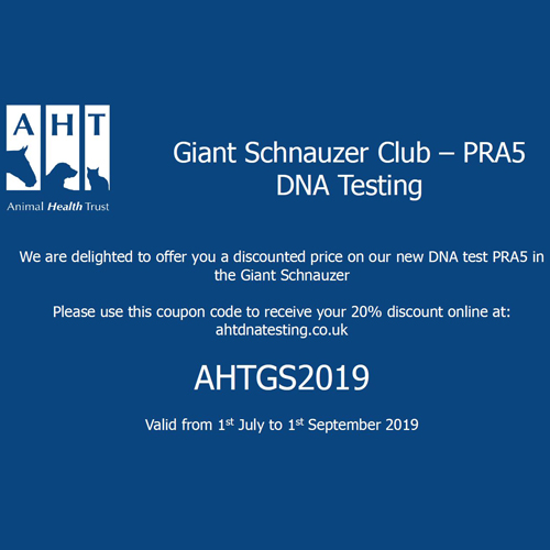 New GPRA DNA Test*